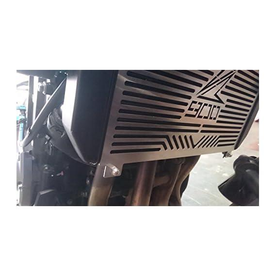 Bikers Billet Kawasaki Z900 Radiator Grille Guard/Cover/Protector