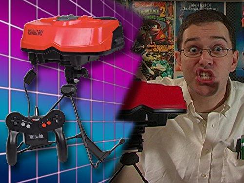 Virtual Boy (Virtual Wii Tennis)