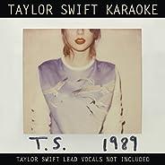 Taylor Swift Karaoke: 1989 [CD+G/DVD Combo]