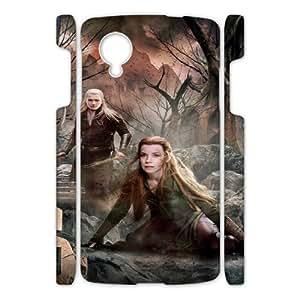 Google Nexus 5 The Hobbit 3 3D Art Print Design Phone Back Case Use Your Own Photo Hard Shell Protection HGF053873