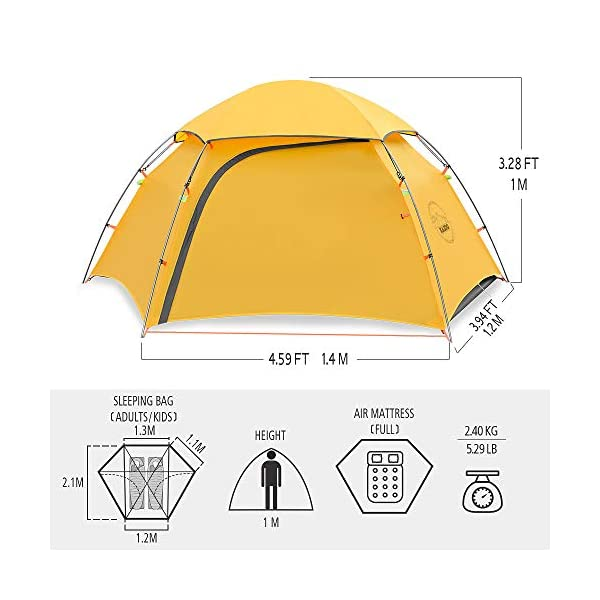UKC Gear REVIEW: MSR Zoic 2 Tent