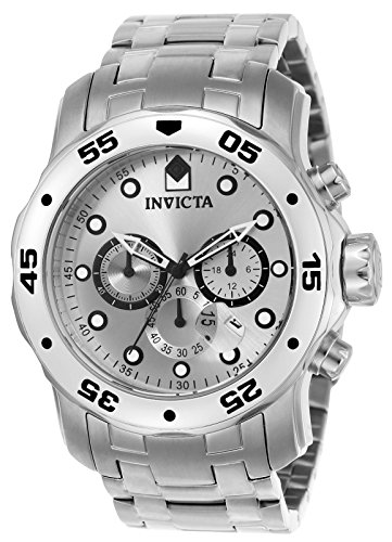 Invicta Men's 0071 Pro Diver Collection Chronograph Stainless Steel Watch -