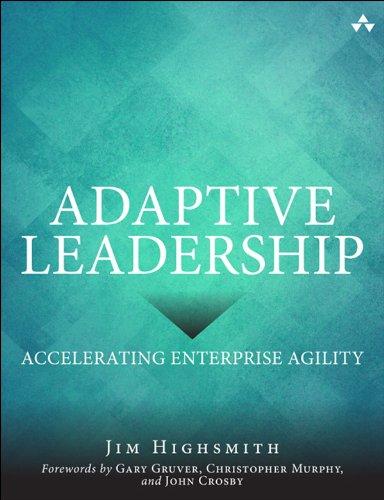 Download Adaptive Leadership: Accelerating Enterprise Agility Pdf