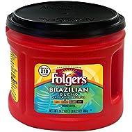 Folgers Brazilian Blend Coffee, 24.2 Ounce