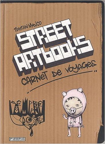 Street Artbooks : Carnet de voyages