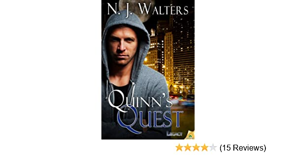 Quinn's Quest (Legacy Series Book 4) - Kindle edition by