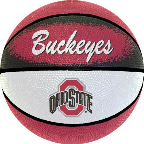 NCAA Ohio State Buckeyes Mini Basketball, 7-Inches