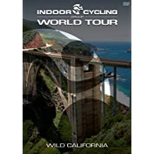 Indoor Cycling Group World Tour Wild California DVD by Virtual Active