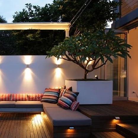 120/120/100 cm de fibra de vidrio Buxus Cube de jardín maceta/e ...