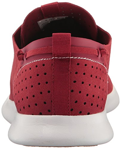 Steve Madden Womens Brixxon Fashion Sneaker Red