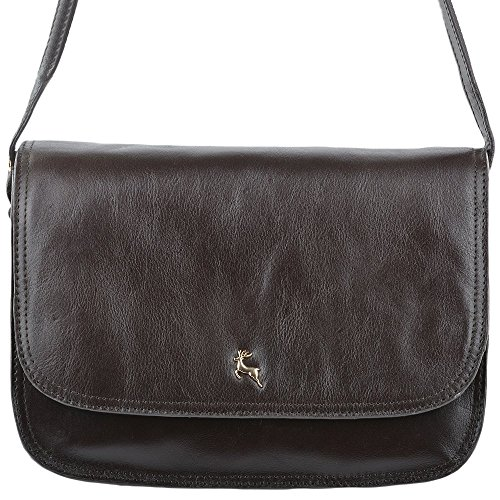 Ashwood Leather, Borsetta senza manici Donna