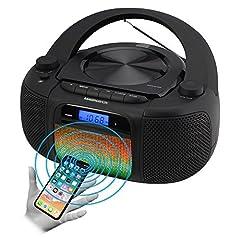 MD6972 CD Boombox