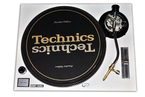 Technics Face Plate for Use With Technics SL1200/SL1210 MK5 M3D Turntables - Turntable Faceplate