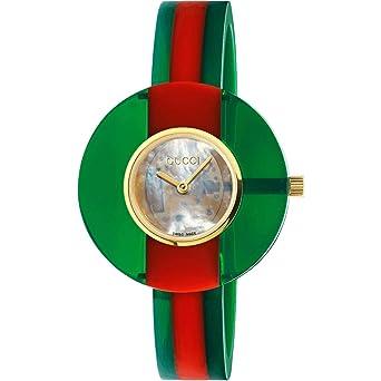 Amazon.com Gucci Vintage Web Watch, 35mm YA143403 Watches