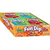 Fun Dip Razz Apple & Cherry Yum 48 Count Box