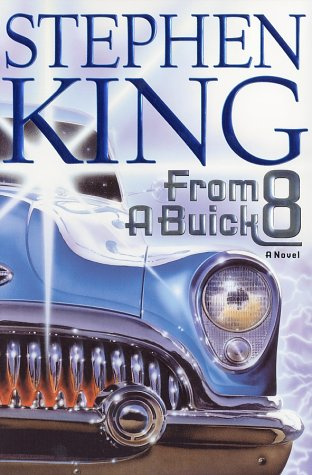book cover of From a Buick 8