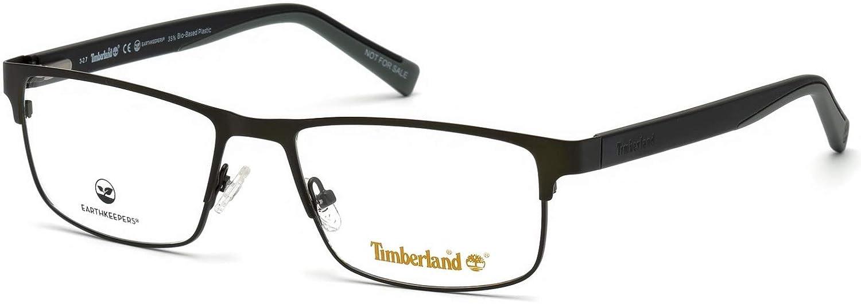 Eyeglasses Timberland TB 1594 097 matte dark green