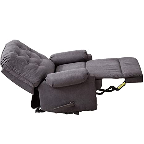 BONZY HOME sillón reclinable manual, reclinable con marco ...