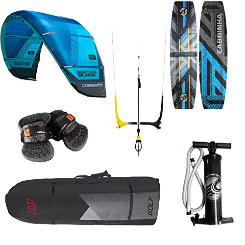 Cabrinha Bargain Hunter Kiteboarding Package