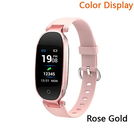 Amazon.com: ATELL Womens Smartwatches Color Screen ...