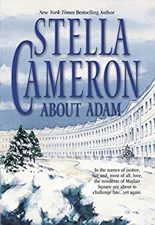 book cover of About Adam