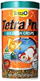 Tetra 77077 TetraPRO Goldfish Crisps for Fishes, 7.9 Ounce