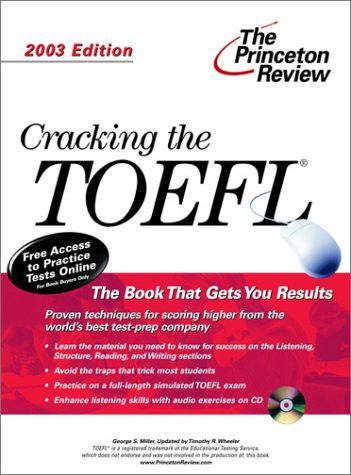 Cracking the TOEFL with Audio CD, 2003 Edition (College Test Prep) Pdf