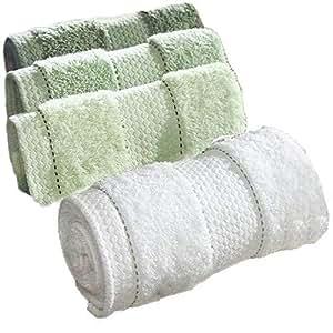 Days In Colours Jacquard Towels 4 Piece Set