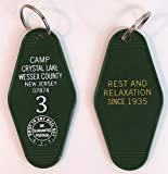 Camp Crystal Lake Wessex County New Jersey Inspired
