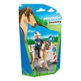Playmobil country Policeman with horse 9260