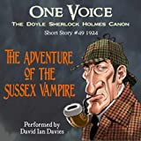 Bargain Audio Book - The Adventure of the Sussex Vampire