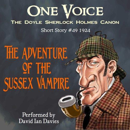 Bargain Audio Book - The Adventure of the Sussex Vampire