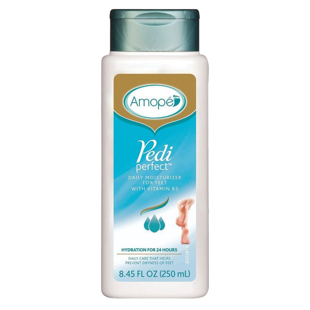 Amope Pedi Perfect Daily Moisturizer, 8.45 fl. Oz.