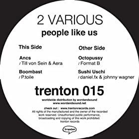 Various - People Like Us