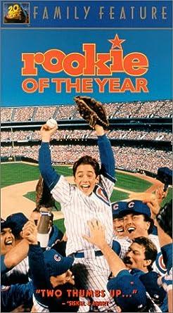 Amazon com: Rookie of Year [VHS]: Thomas Ian Nicholas, Gary