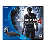 Ps4 Consola Best Deals - Consola PlayStation 4 Slim, 500GB + Uncharted 4 - Standard Edition