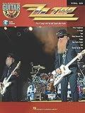 Guitar Play-Along Vol.099 Zz Top + Cd