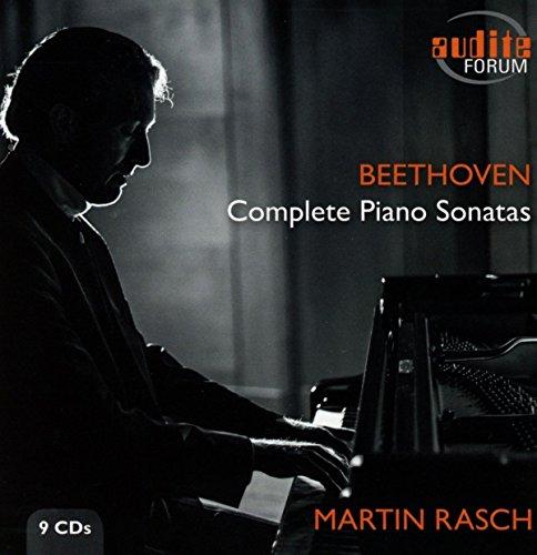 CD : MARTIN RASCH - Complete Piano Sonatas (CD)