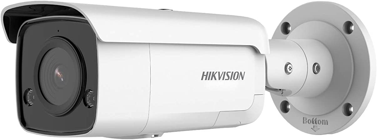 Hikvision Ds 2cd2t86g2 Isu Sl 2 8mm Ip Bullet Überwachungskamera 8 Megapixel Baumarkt