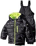 Osh Kosh Baby Boys' Heavyweight Snowsuit, Camo, 12 Months
