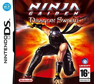 Import Anglais]Ninja Gaiden Dragon Sword Game DS: Amazon.es ...