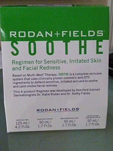Soothe Regimen for Sensitive, Irritated Skin and Facial Redness (Best Skin Care Regimen For Sensitive Skin)