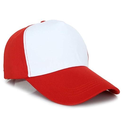 GJ Gorra de béisbol Logotipo Personalizado Impresión Bordado ...