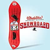 Sledsterz Geospace Snowboard, Assorted Colors