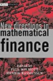 New Directions in Mathematical Finance, , 0471498173