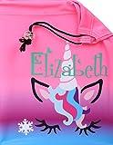 Snowflake Designs Unicorn Gymnastics Grip Bag - Customize with a Name
