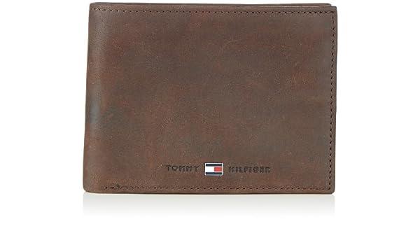 Tommy Hilfiger Johnson CC Flap & Coin Pocket - Monedero de ...