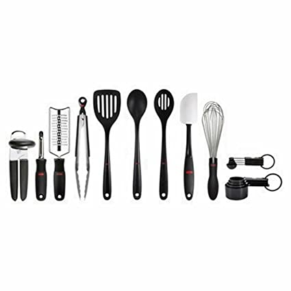 oxo softworks 17 piece culinary tool utensil set - Oxo Kitchen