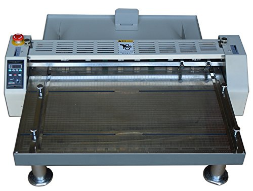 26inch 660mm Electric Creaser Scorer Perforator Paper Creasing Machine 110v by Creasing Machine (Image #3)