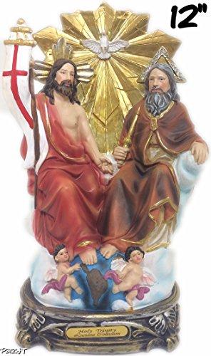 Holy Trinity Statue (Holy Trinity Religious Statue)